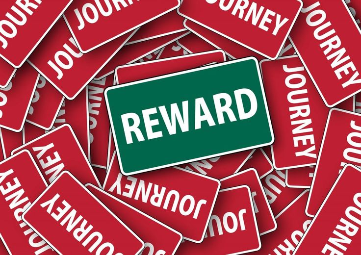 success and rewards