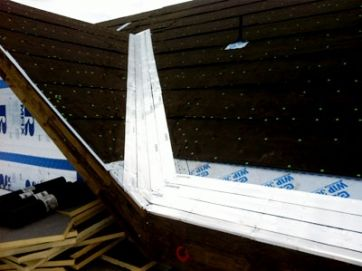 Heating And Deicing Under Metal Roofing Materials. Roofing MaterialsRoof  Ice Melt