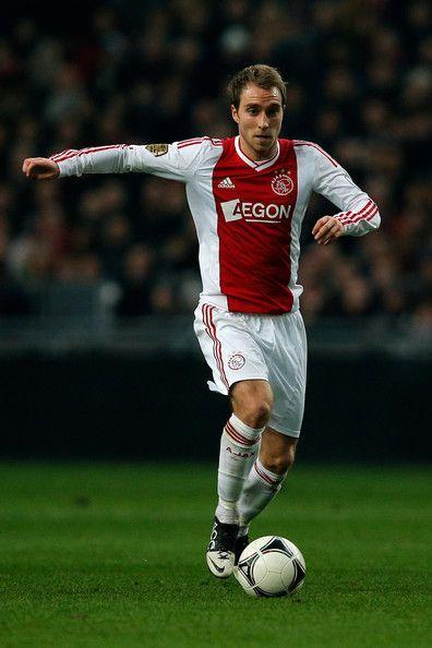 ~ Christian Eriksen on AFC AJAX ~