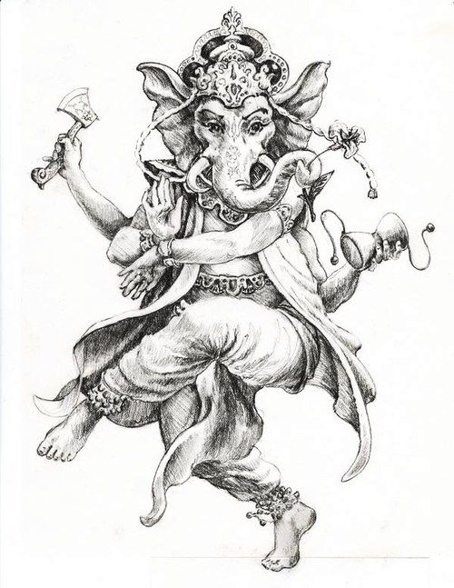 Ganesha - The remover of Obstacles I jfjtoronto.com