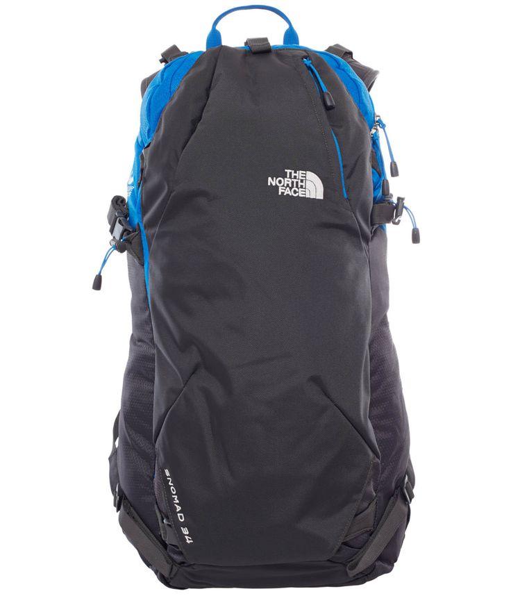 Snomad 34 Asphalt Grey/Bomber Blue The North Face : Sacs à dos ski / snowboard : Snowleader