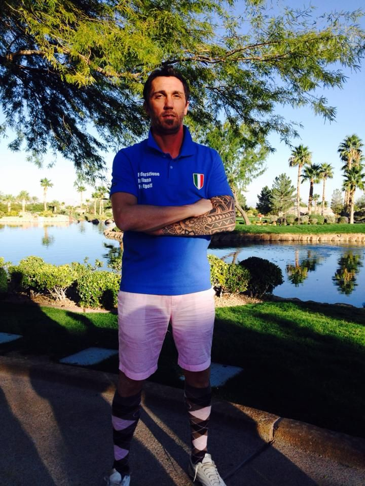 Paolo Parodi, Nazionale della @Federazione Italiana FootGolf Federazione Italiana FootGolf