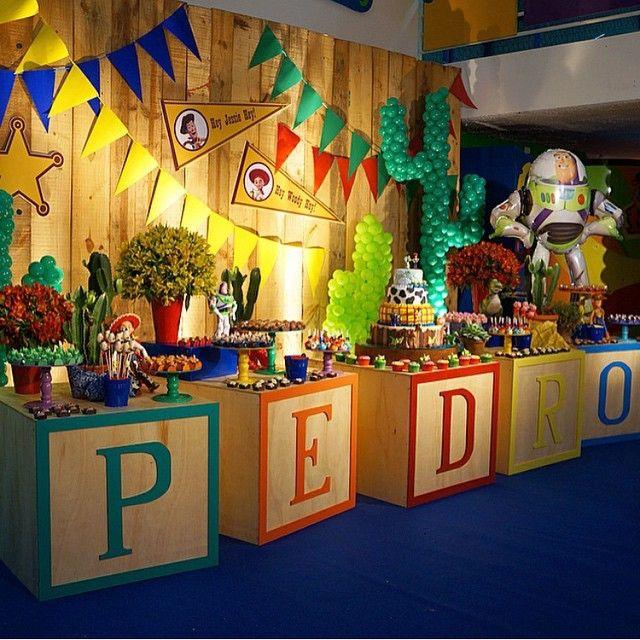 Festa Toy Story.