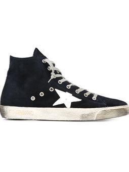 'Francy' hi-top sneakers