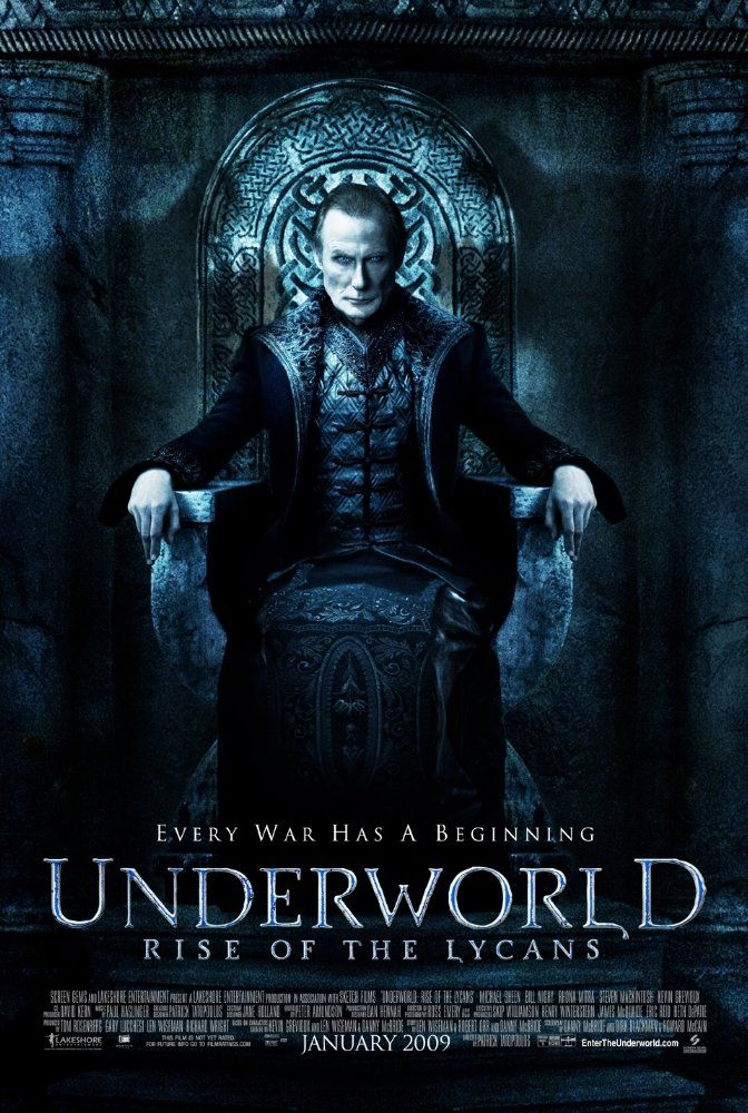 Underworld: Rise of the Lykans 2009