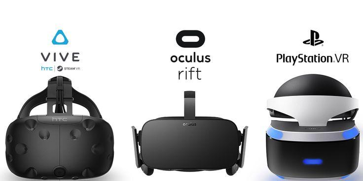 2016 Virtual Reality Sales Est. - PS VR 6M - Oculus Rift 2.3M - HTC Vive 700K  http://vrtalk.com/forum/showthread.php?3194-2016-Virtual-Reality-Sales-Est-PS-VR-6M-Oculus-Rift-2-3M-HTC-Vive-700K