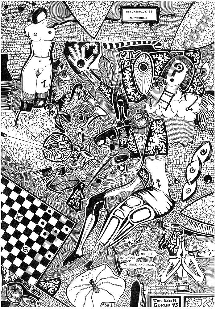Untitled III (1993) by GORUD.deviantart.com on @deviantART
