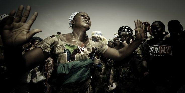 il voodoo in Ghana, Togo e Benin dal 22 marzo al 4 aprile 2014
