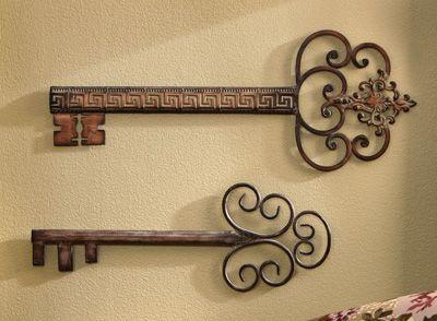 Perfect 11 best Key theme decor images on Pinterest | Antique keys  XR89