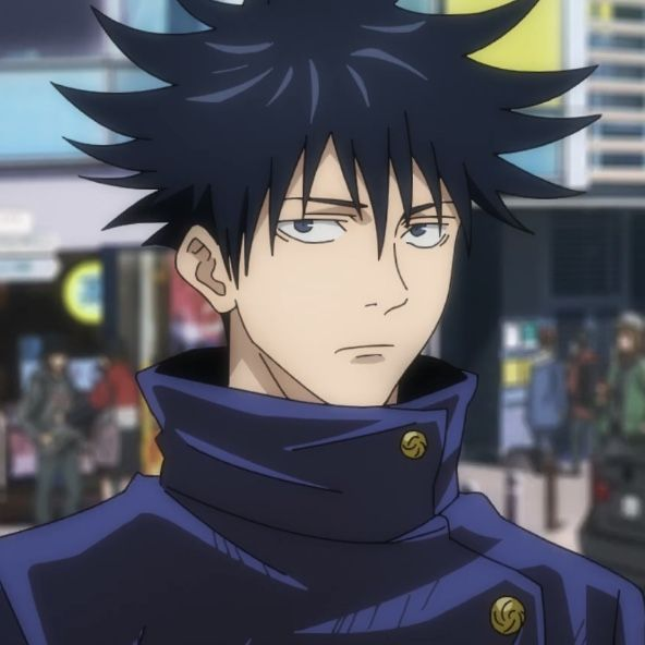 Jujutsu Kaisen Fushiguro Megumi Jujutsukaisen Fushiguromegumi In 2021 Jujutsu Anime Anime Guys