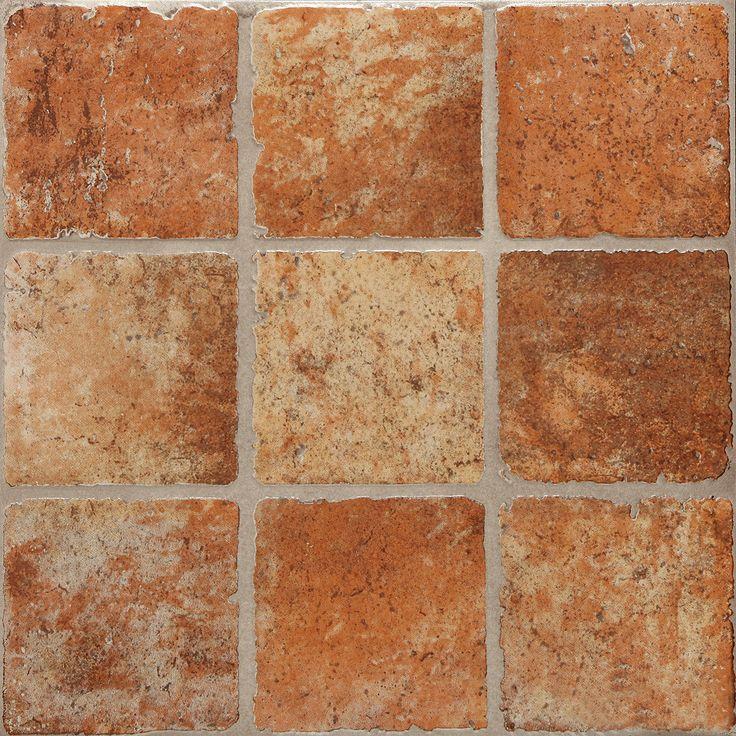 Piso bano r stico 45x45 pisos 45x45 pinterest for Pisos ceramicos para garage