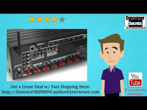 Check out this exclusive review of the Optoma HD141X and Denon AVR-S900W and learn about the advantages and dis-advantages of this product -- Denon AVR-S900W 7.2-Channel Network A/V Receiver --- https://www.youtube.com/watch?v=76aJSXj-pU4