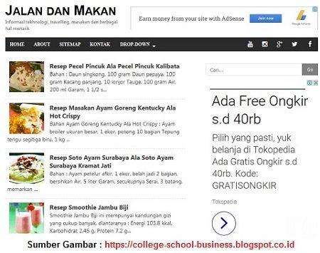 Blog Jalan Dan Makan