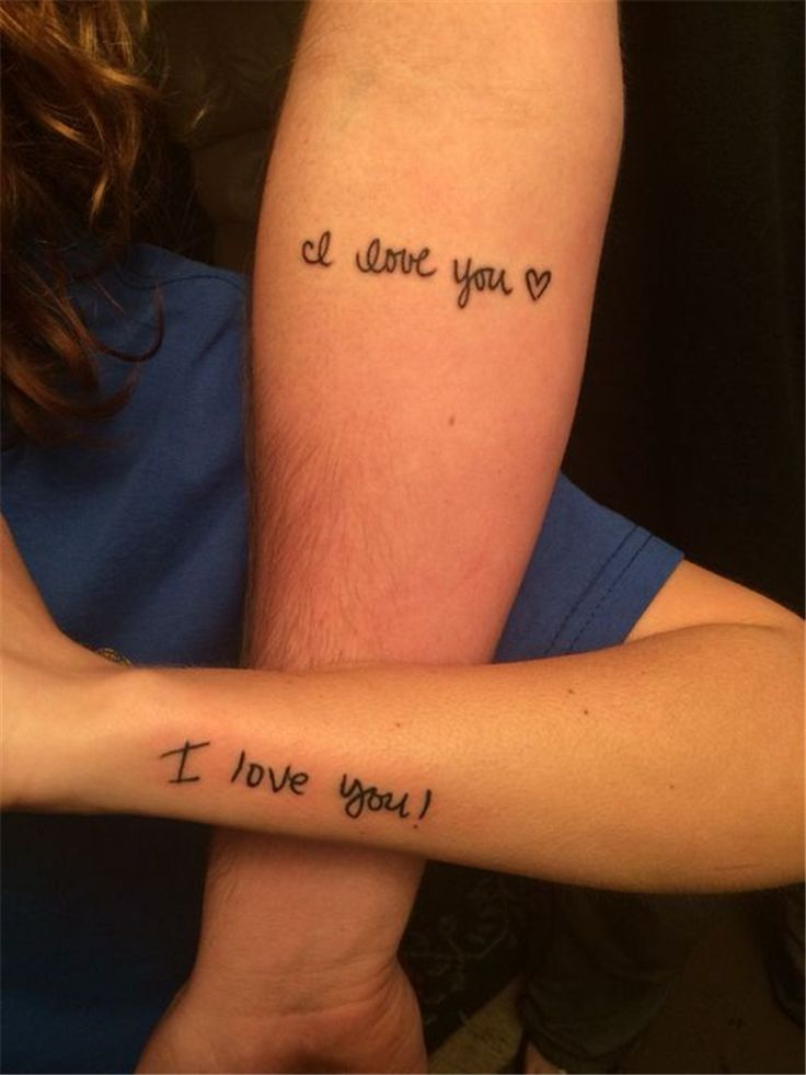 60 unique and coolest couple matching tattoos for a