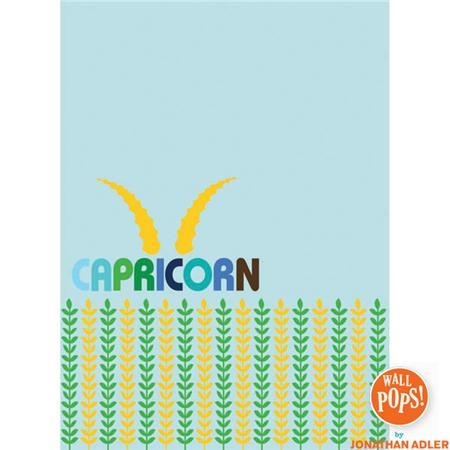Jonathan Adler for WallPops. Capricorn Dry-Erase Board.