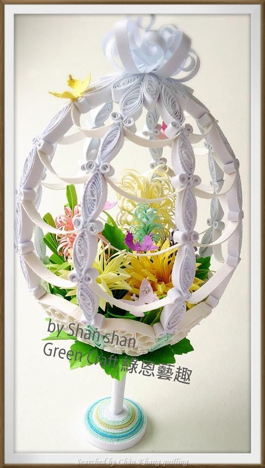 @ Shanshan - 3D quilled Easter 1 (Searched by Châu Khang)