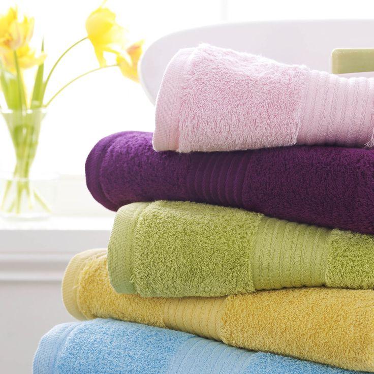 Vraag en antwoord: waarom drogen mijn nieuwe handdoeken niet?