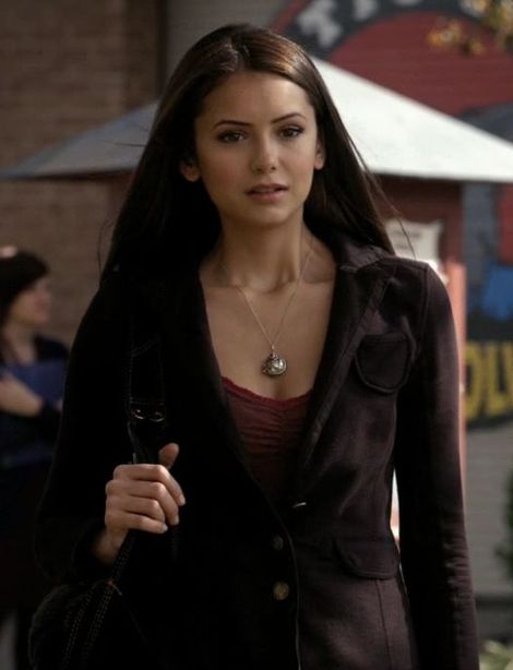 Elena Gilbert and Guess Jasmine Tank (#2257355) / Coolspotters