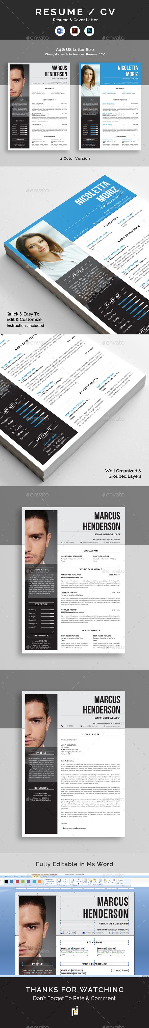 Microsoft Word Credit Reference Template%0A Best     Professional resume template ideas on Pinterest   Professional  resume design  Resume and Professional cover letter