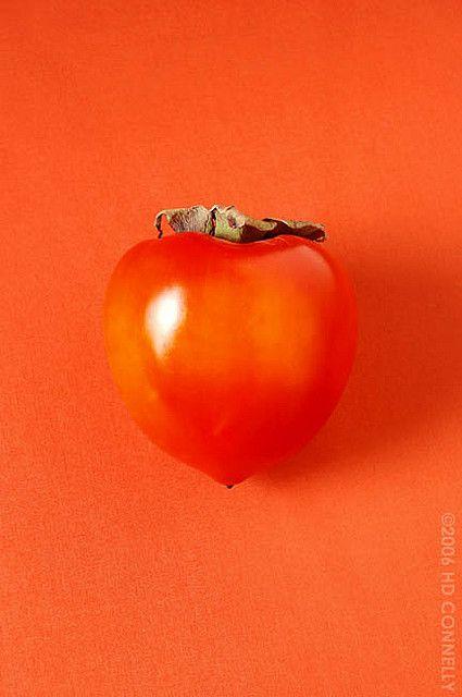 Orange | Arancio | Oranje | オレンジ | Colour | Texture | Style | Form | Pattern | Persimmon by HD Connelly