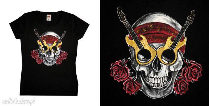 RocknRollSkull in Black. $31