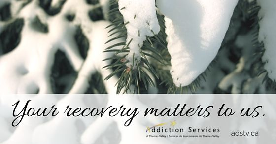 Your recovery matters to us.