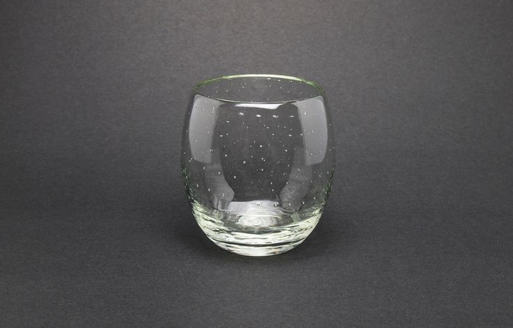 ガラス工房清天 気泡タルグラス(クリア)