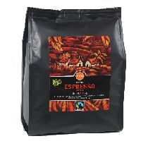 MUNDO/ESPRESSO Pads 126g kbA 18 Einzelportionen à 7g KAFFEE MUNDO ist eine ausgewogene Mischung aus 100% reinen, gewaschenen Arabica