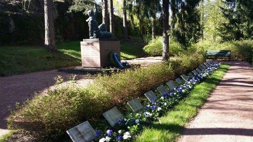 Etelä-Haagan muistomerkit ja taideteokset