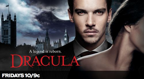 New Dracula Series coming soon!  Are you watching?
