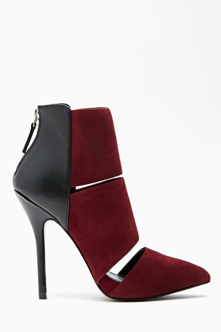 Steve Madden Triplee Heel | Shop Booties at Nasty Gal