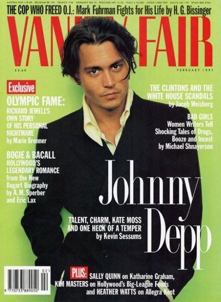 Vanity Fair Magazine Johnny Depp Here S Covers Movie