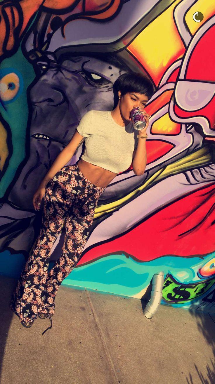 186 Best Teyana Taylor My Girl Crush Images On Pinterest