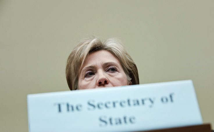 Judicial Watch releases documents showing a nearly five-month total gap in emails former Secretary of State Hillary Clinton.