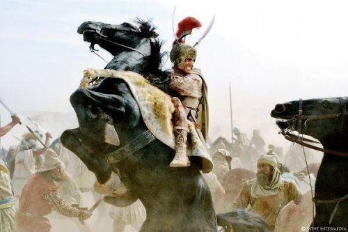 Alexandre le Grand, incredible war film, with Bratt Pitt