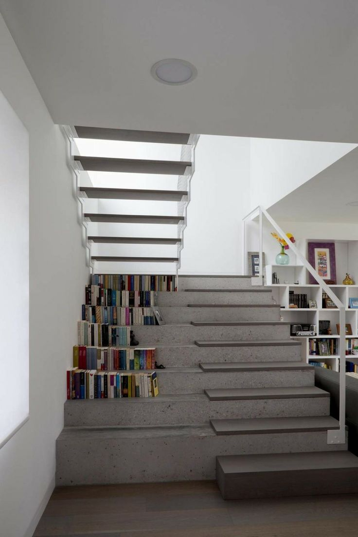 Stair Step Bookcase 82 best stair design images on pinterest | stairs, stair design