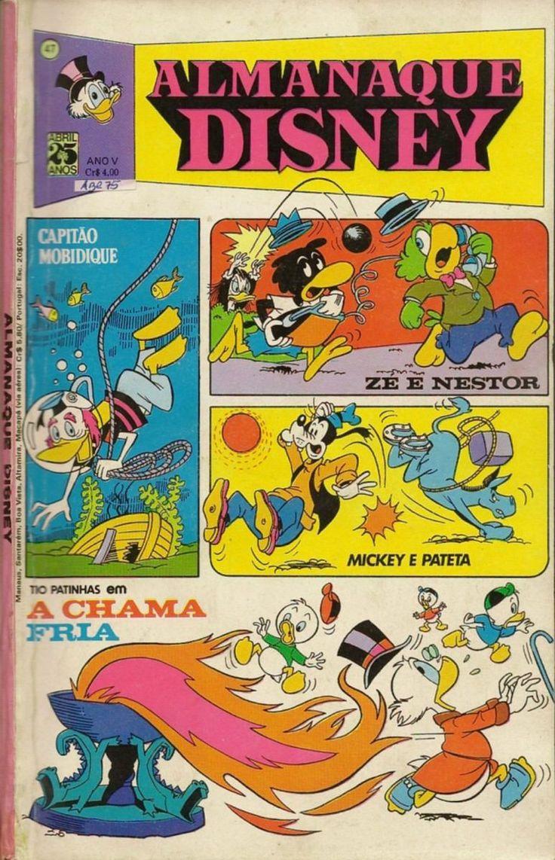 1975. almanaques. -