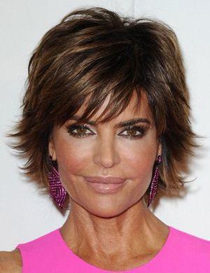 coiffure courte degradee femme