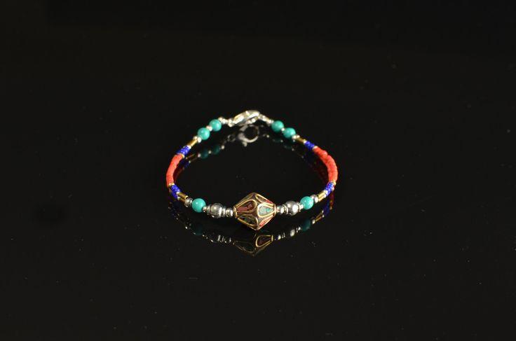 Beautiful Multi-strand Bracelet