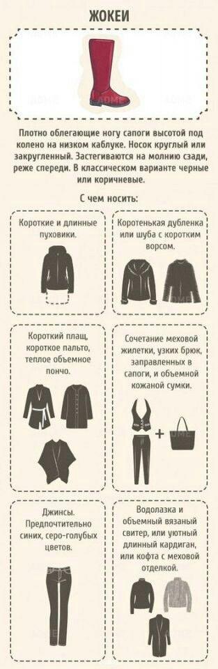 Полная энциклопедия обуви. Жокеи.