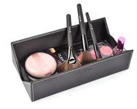 envío libre bolsa Cepillo cosmético del cepillo del maquillaje de almacenamiento Caja de tubo pupa profesional herramientas de maquillaje bolso de la pluma