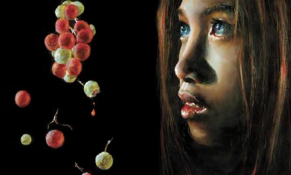 By Akiane Kramarik, age 11  Akiane has visions of Heaven from God.  Her artwork is beautiful.