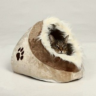 awesome cat bed for my future cat!