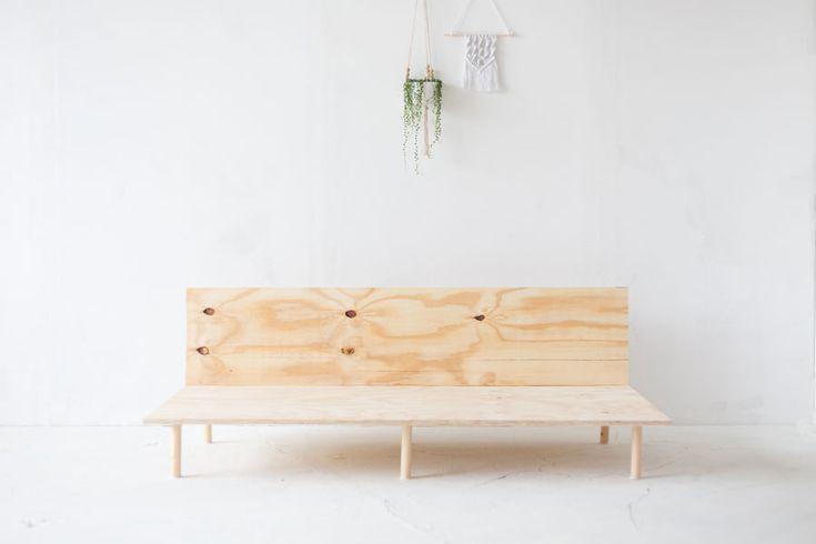 DIY Unterlage Sofa | Wohnideen einrichten | Selbstgemachte ...
