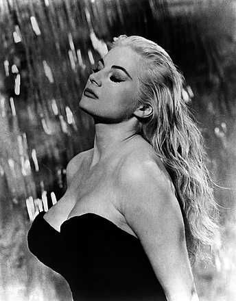Sylvia II (Anita Ekberg) - Federico Fellini
