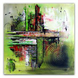 Original Gemälde kaufen ✓ Bilder direkt vom Künstler ✓ Moderne Kunst, abstrakte Kunst, abstrakte Malerei ✓ Acrylbilder abstrakt kaufen - Nur Unikate ✓