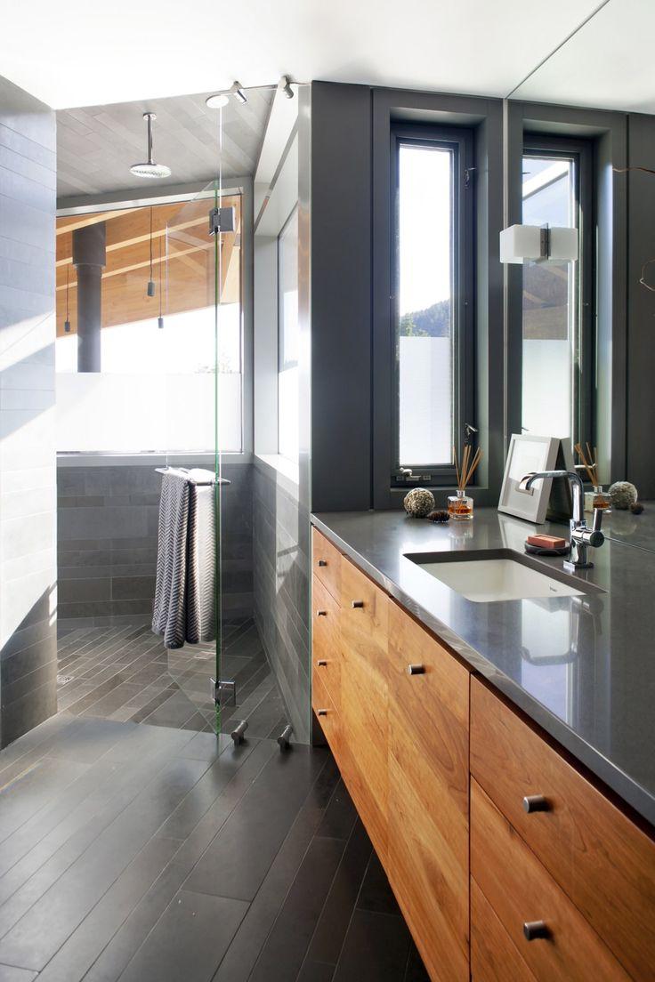9 best rustic bathroom ideas images on pinterest bathroom ideas grey