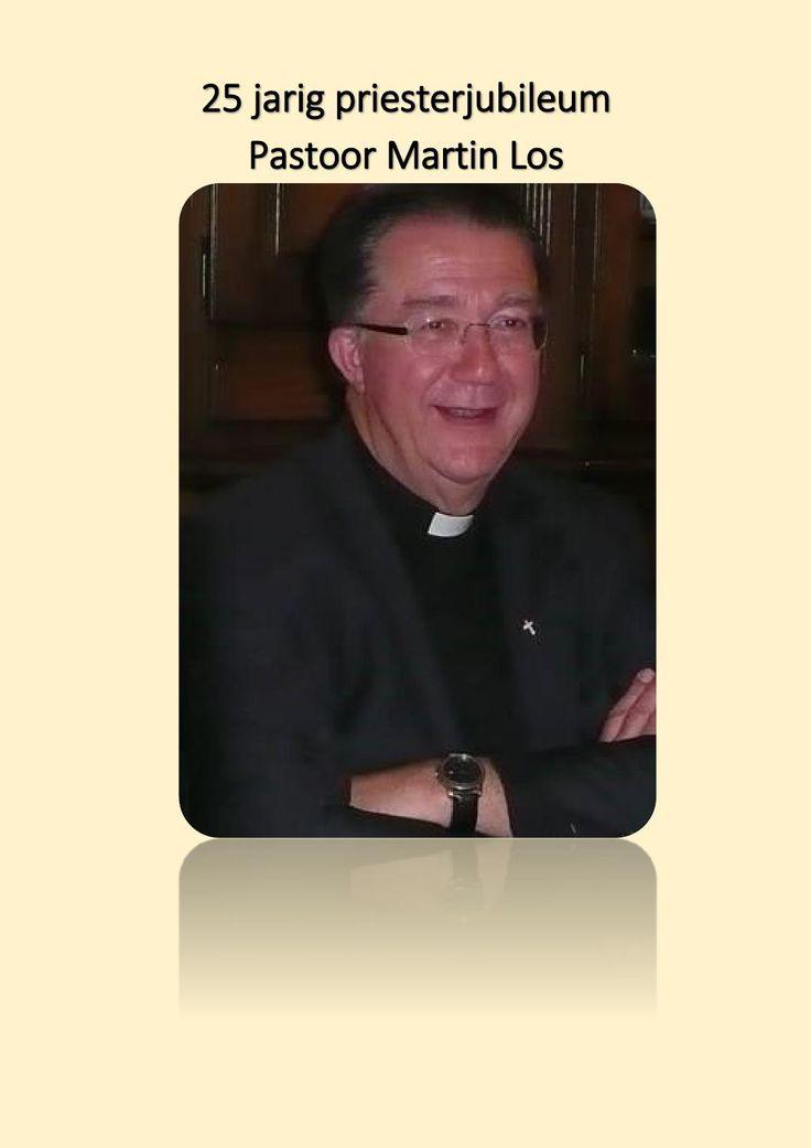 Miniglossy over pastoor Martin Los