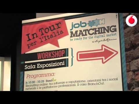 #JobMatching #Milano, l'evento itinerante dedicato alle professioni digitali