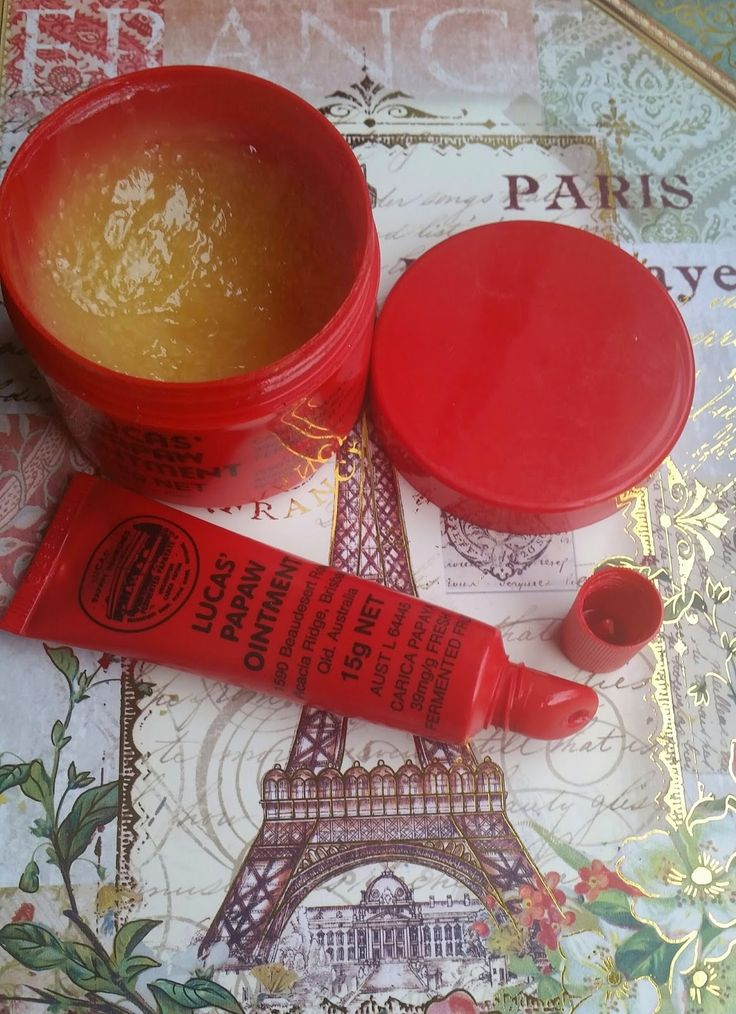 Lifestyle : Lucas Papaw Ointment